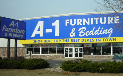 Image Gallery A1 Furniture